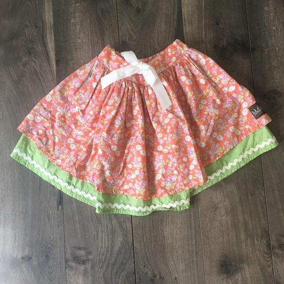 c1aeb46d4f09 Matilda Jane Bottoms | Hello Lovely Valencia Skirt Floral | Poshmark